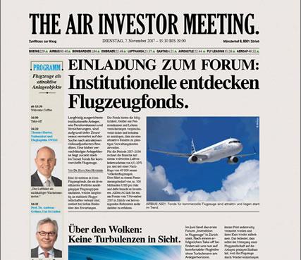 Air Investor Forum